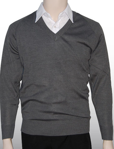 William Shaw Essentials 50/50 Cotton/Acrylic Pullover