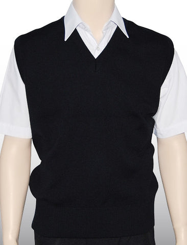 Calcoup Corporate 50/50 Wool/Acrylic Vest