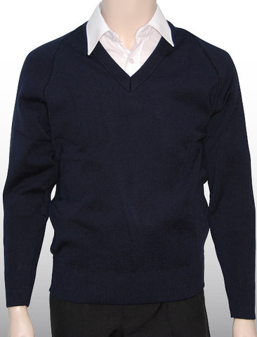 Calcoup Corporate Pure Wool Pullover - Clearance