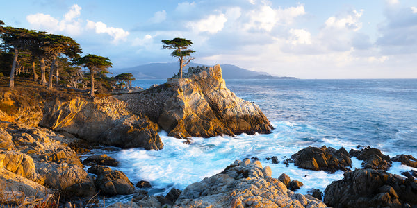lone cypress in carmel california