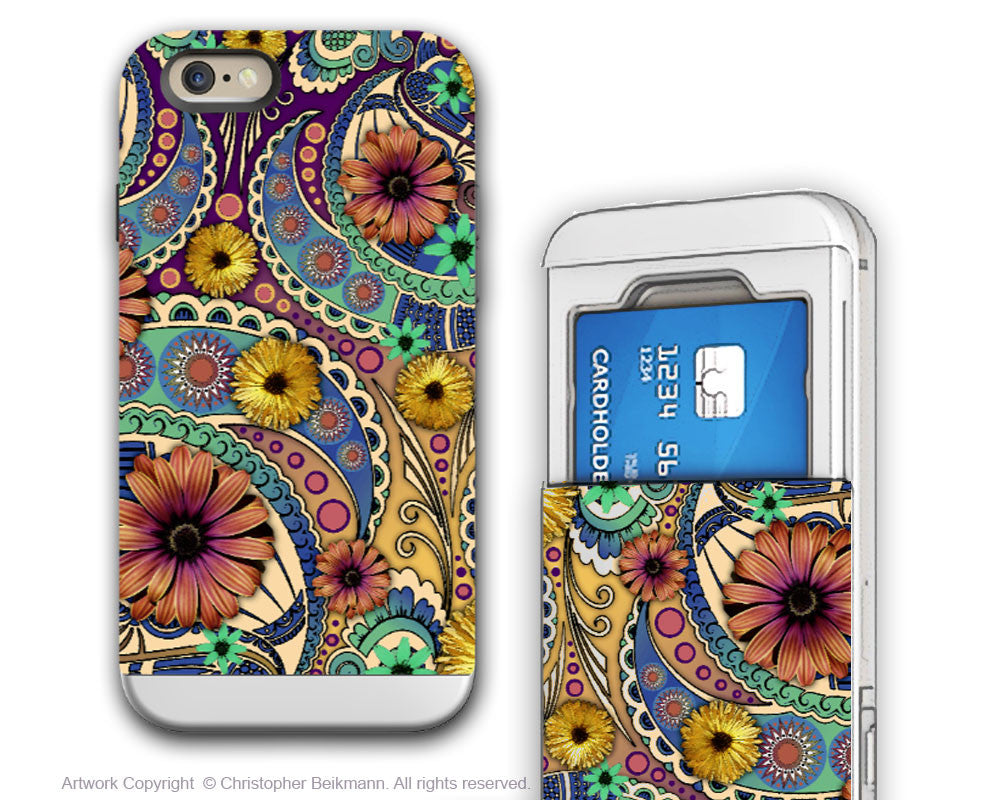 iPhone 6 6s Cardholder Case