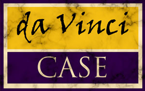 Da Vinci Case - Artistic iPhone Cases and More by Artist Christopher Beikmann
