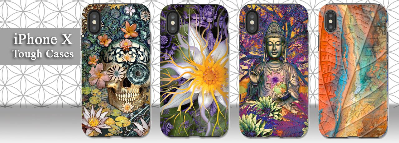 Artistic Cases for iPhone 8 by Da Vinci Case