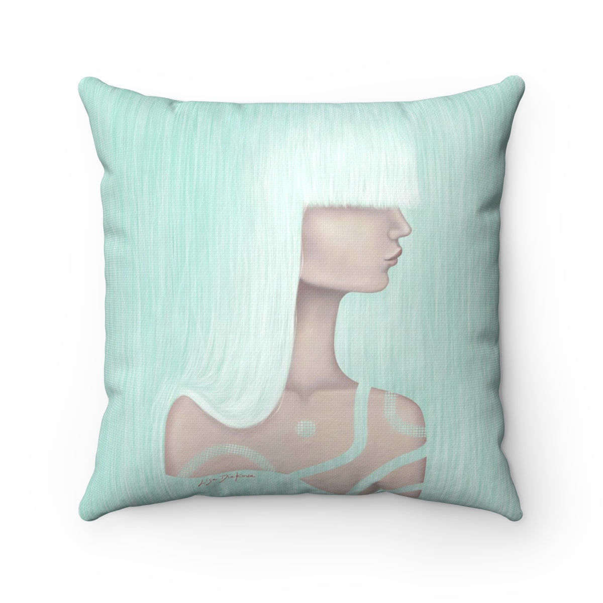 Act One Throw Pillow