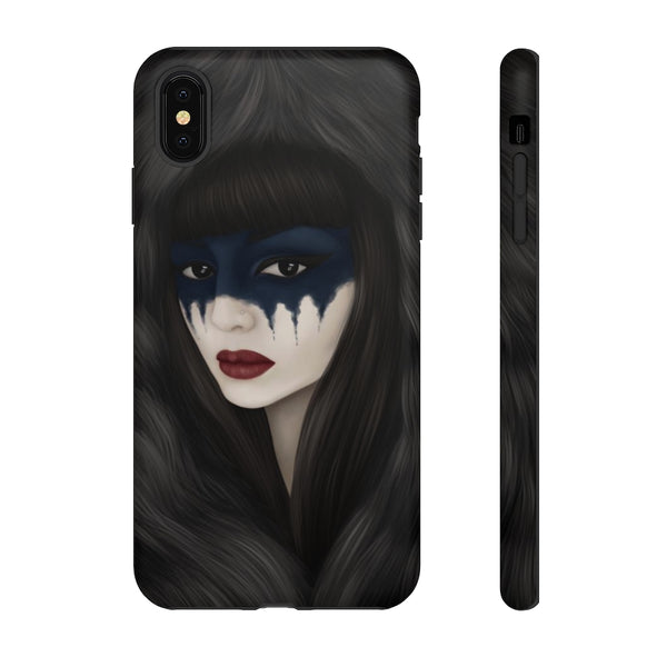 """Veronica"" Tough Phone Case for iPhone and Galaxy"