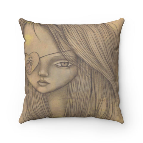 Ms. Take Throw Pillow