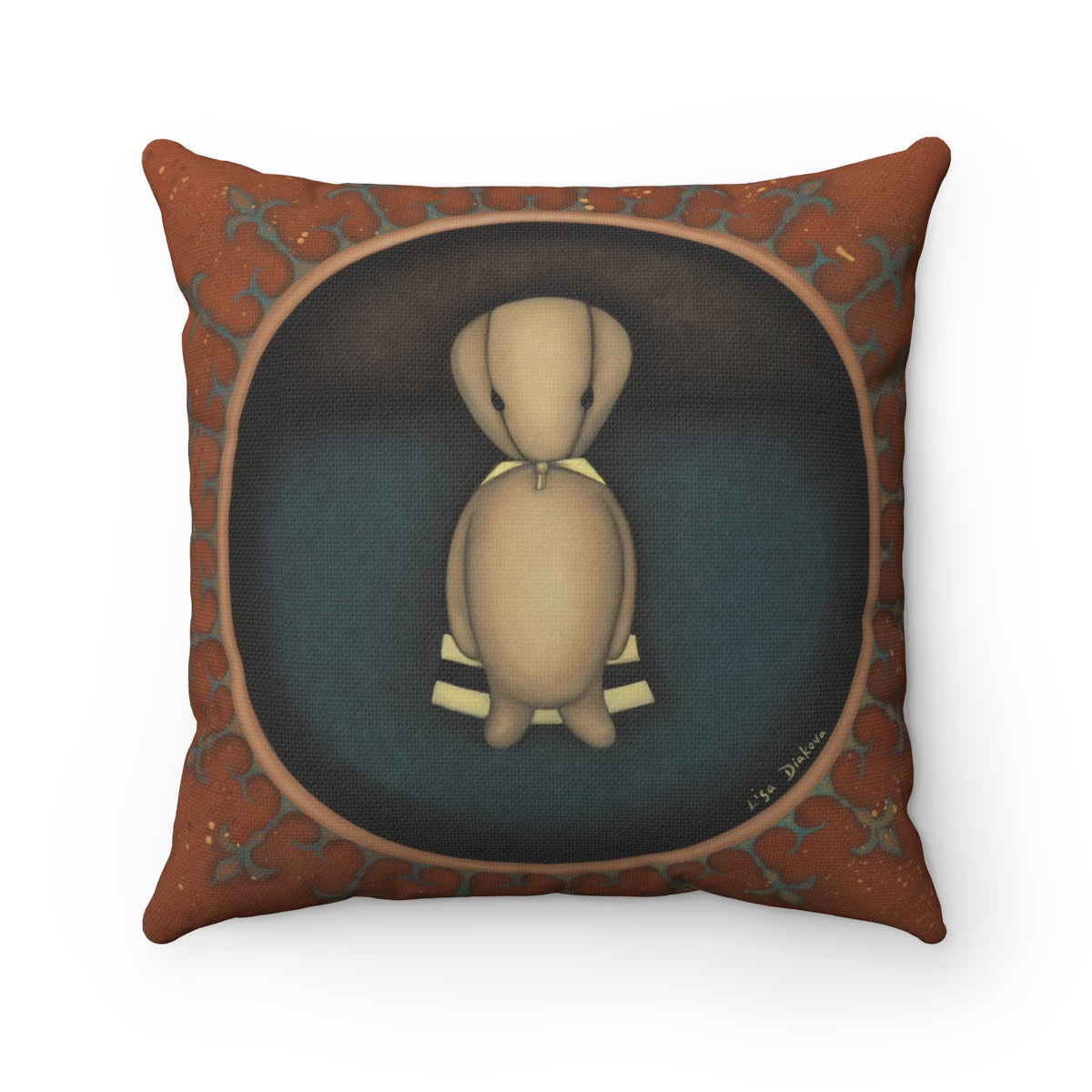 Suma Throw Pillow