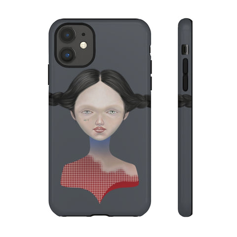 """Seven"" Tough Phone Case for iPhone and Galaxy"