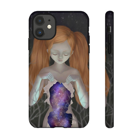 """Listen"" Tough Phone Case for iPhone and Galaxy"