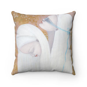 Spirits Throw Pillow