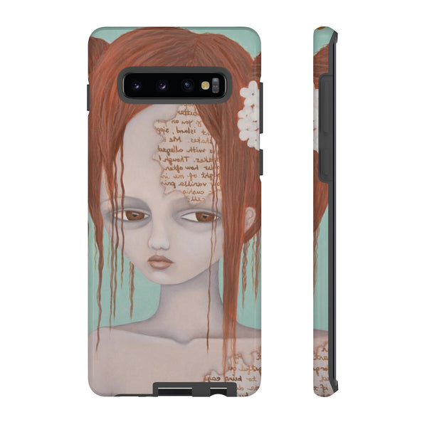 """Memory"" Tough Phone Case for iPhone and Galaxy"