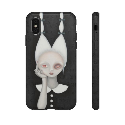 """Silly Wabbit"" Tough Phone Case for iPhone and Galaxy"