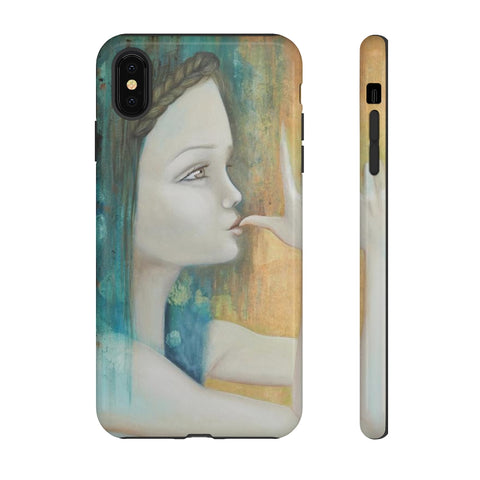 """In Tune"" Tough Phone Case for iPhone and Galaxy"