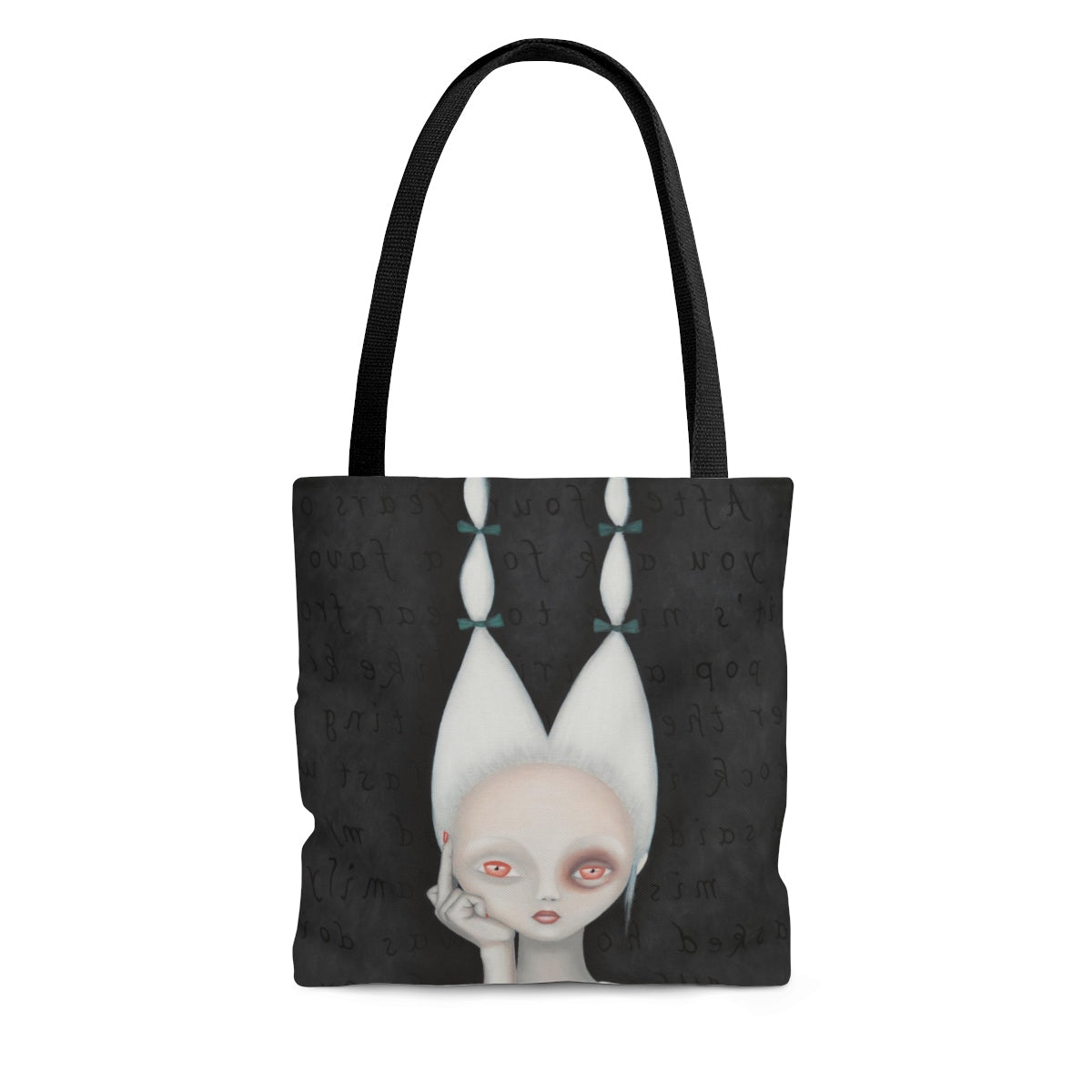 Silly Wabbit Tote Bag