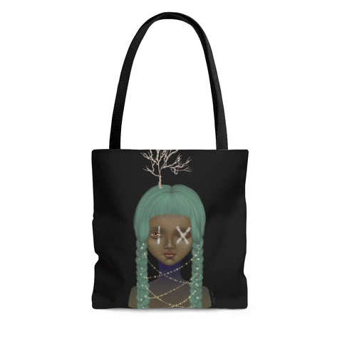 Nine Tote Bag