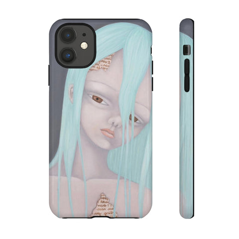 """Mirror"" Tough Phone Case for iPhone and Galaxy"