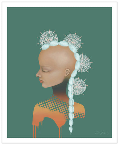 Dreamcatcher Archival Print (Multiple Sizes)
