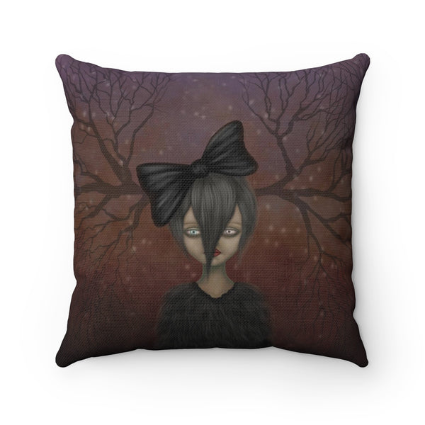 One Tree In The Forest Throw Pillow