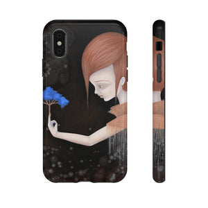 """Imagine"" Tough Phone Case for iPhone and Galaxy"