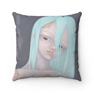 Mirror Throw Pillow
