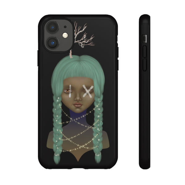 """Nine"" Tough Phone Case for iPhone and Galaxy"