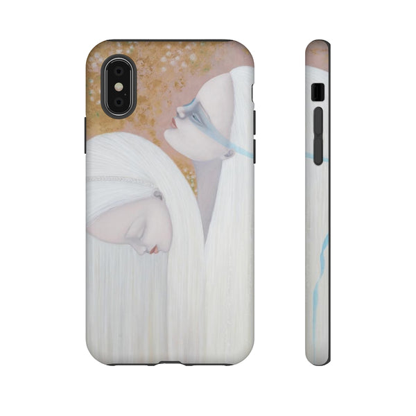 """Spirits"" Tough Phone Case for iPhone and Galaxy"