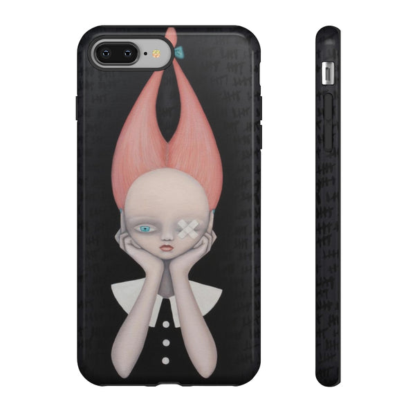 """Kirsche"" Tough Phone Case for iPhone and Galaxy"