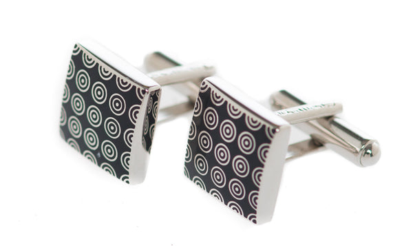 Herman Black Cufflinks