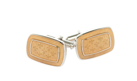 Normandy Camel Cufflinks