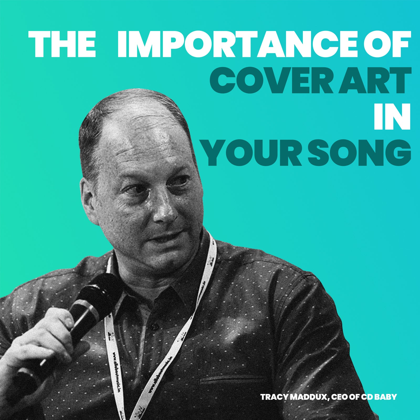The importance of cover art in your song.