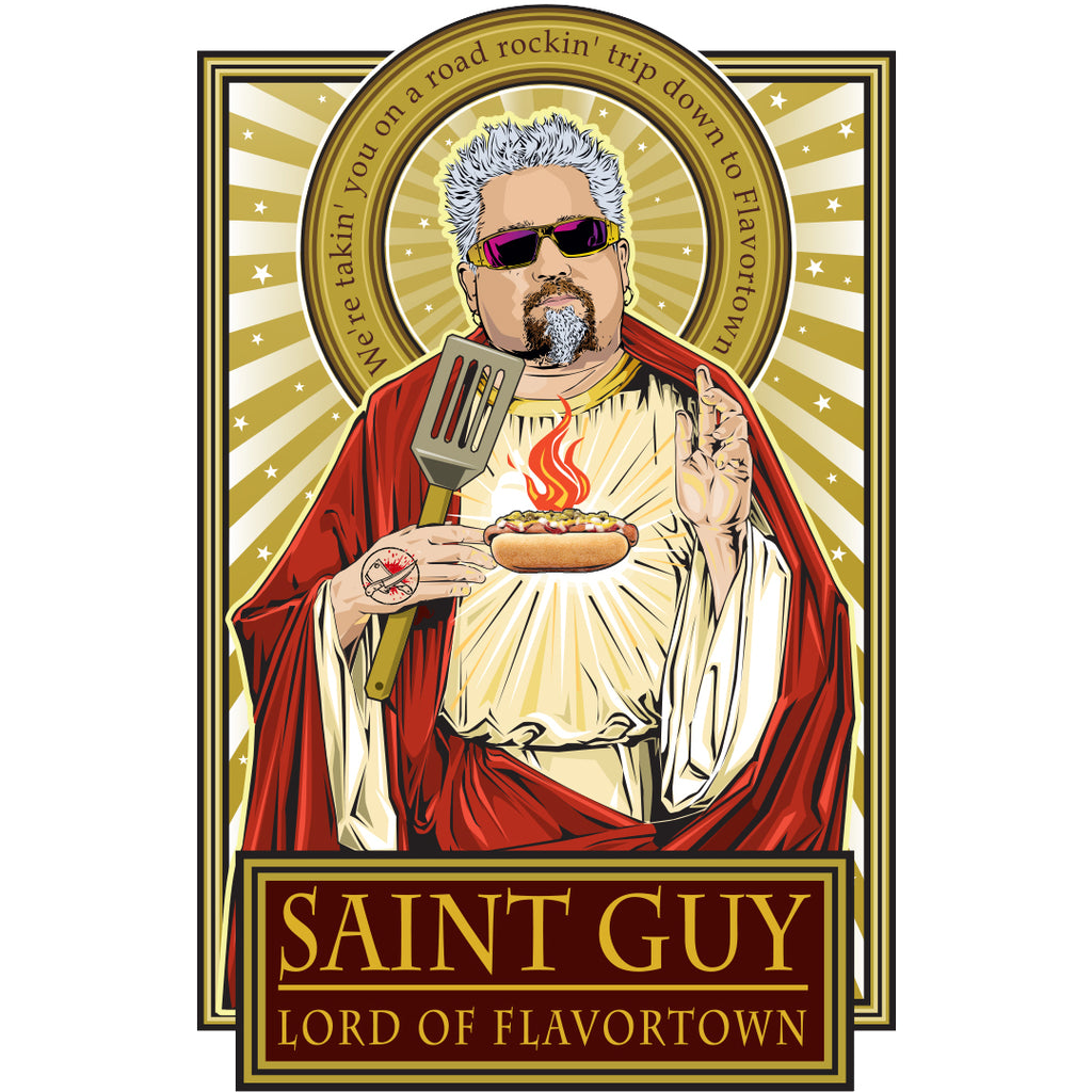 """In Defense of Guy Fieri"""