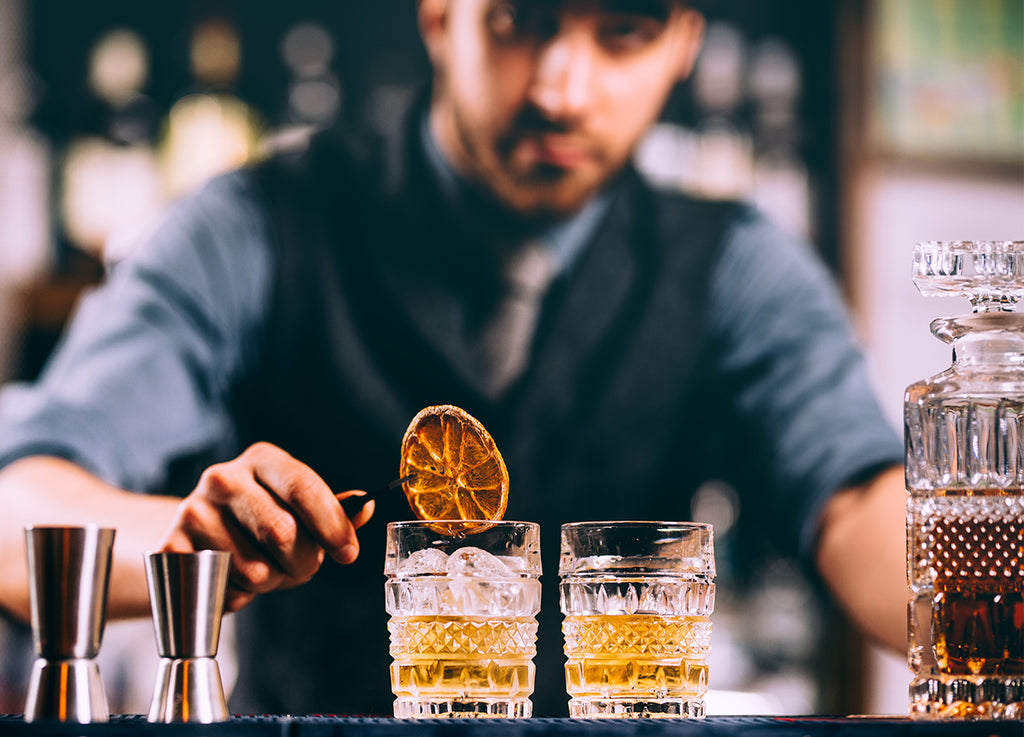 15 signs you've been a bartender for too long