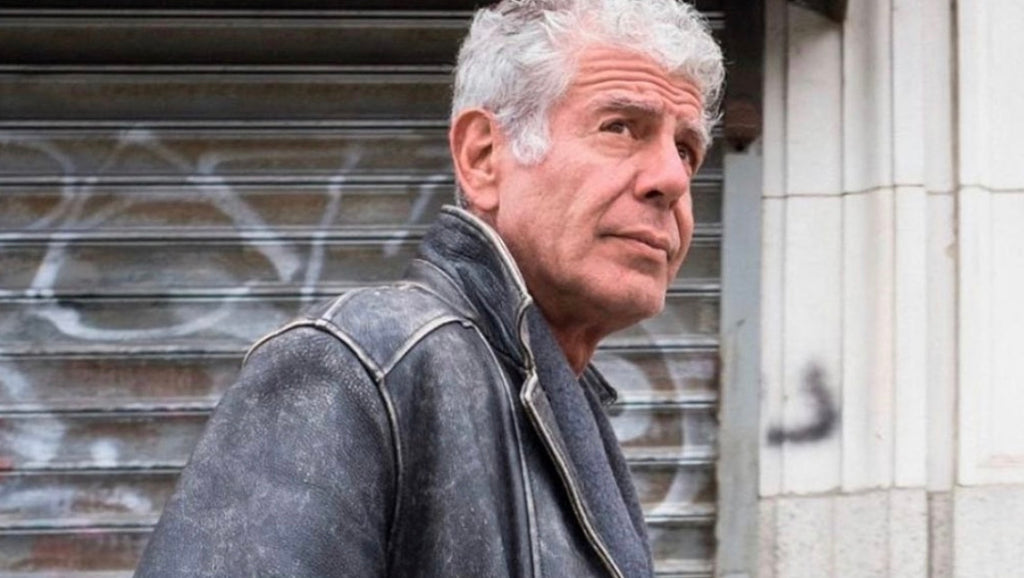 Use The Spirit of Anthony Bourdain As Your Guide