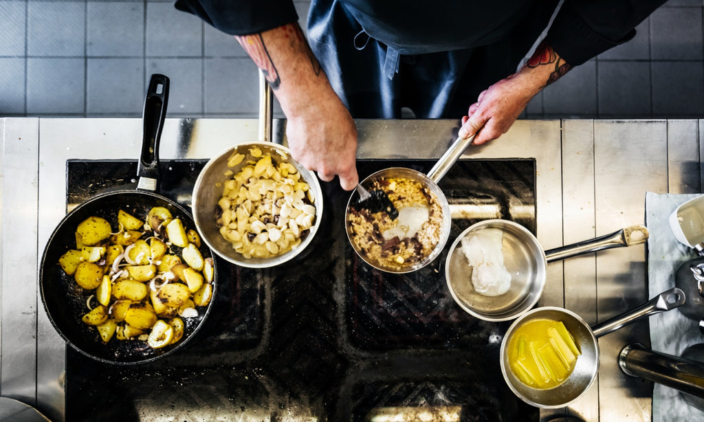 The Very Real Psychological Benefits Of Cooking For Other People