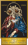 Flying Spaghetti Monster Poster-Posters-Cleaverandblade.com