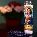 Saint Kamala Candle-Candles-Cleaverandblade.com