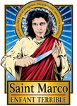 Saint Marco Enfant Terrible Poster