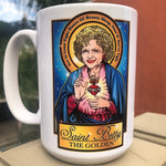 Saint Betty The Golden Coffee Mug
