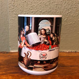 Last Crawfish Boil Coffee Mug-Coffee Mugs-Cleaverandblade.com