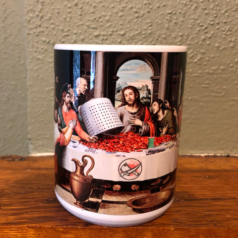 Last Crawfish Boil Coffee Mug