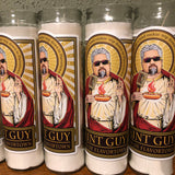Saint Guy Lord of Flavortown Candle
