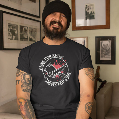 Cleaver and Blade's Pro T-Shirt-T-Shirts-Cleaverandblade.com