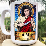 Saint Marco Enfant Terrible  Coffee Mug