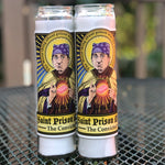 Saint Prison Mike Candle-Candles-Cleaverandblade.com