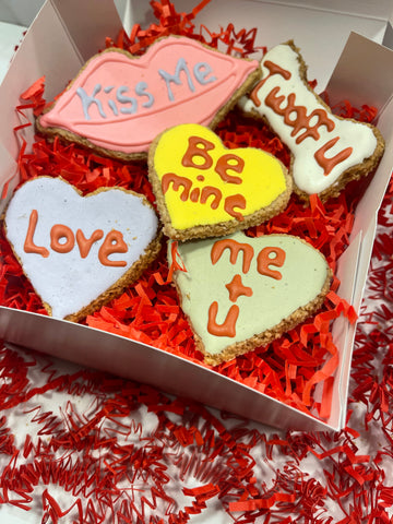 Sweetheart Cookie Box
