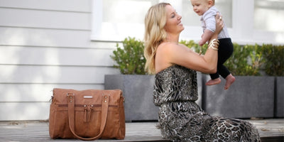 Choosing the right baby bag for you