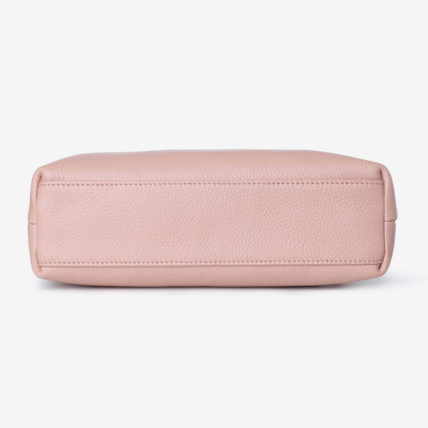 NEW! Everyday Leather Crossbody Bag - Blush