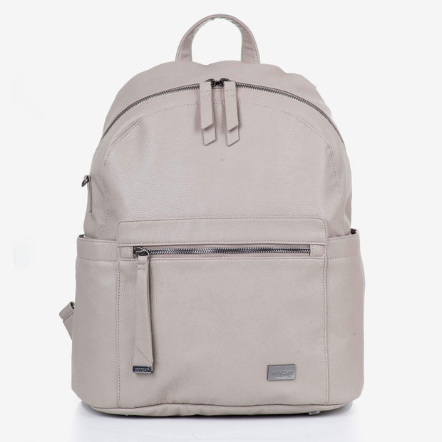 NEW! Manhattan 2-Way Backpack Nappy Bag - Barcelona Grey