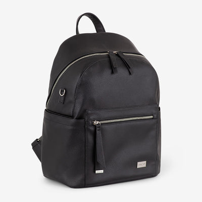 Manhattan 2-Way Backpack Nappy Bag - Black