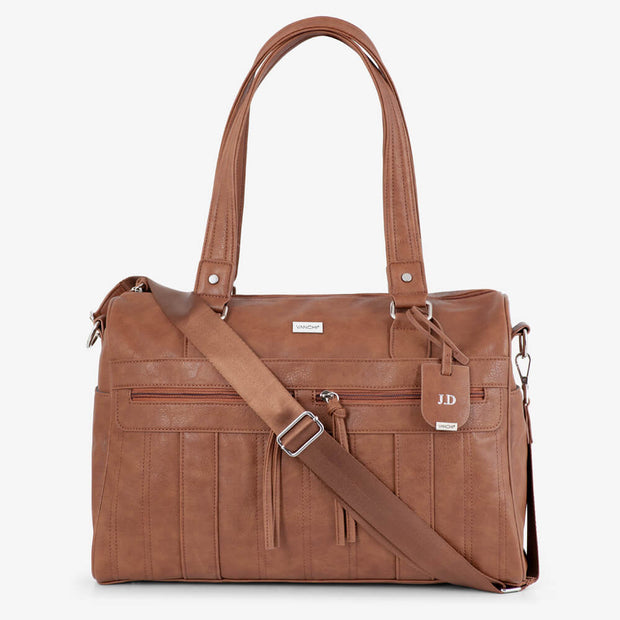 NEW Indie Holdall - Tan
